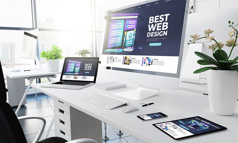 Diseño de paginas web para empresas y Pymes