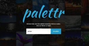 Generadores de paletas de color: las 14 mejores plataformas online